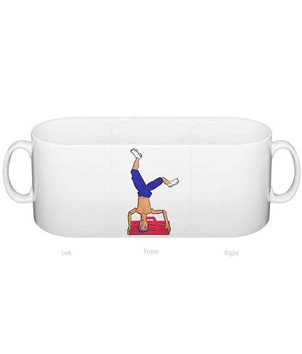 Breakdancing Mug