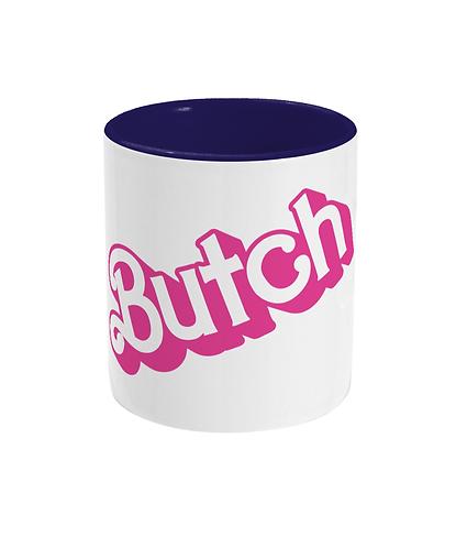 Butch! Funny/Gay Lesbian Mug!