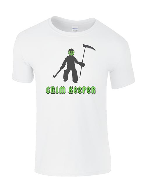 Grim Keeper Kids Field Hockey T-Shirt