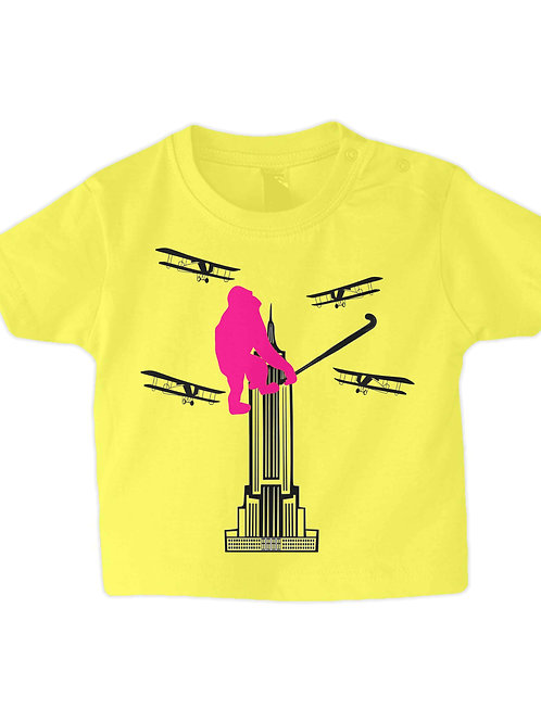 King Kong Hockey Babies Field Hockey T-Shirt