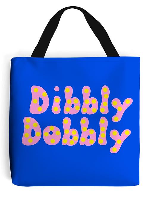 Dibbly Dobbly Tote Bag