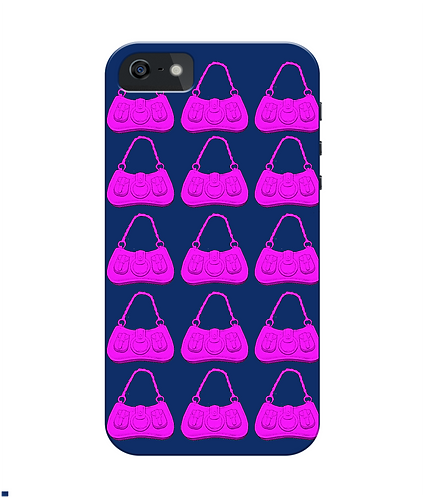 Handbag Heaven i-Phone Case