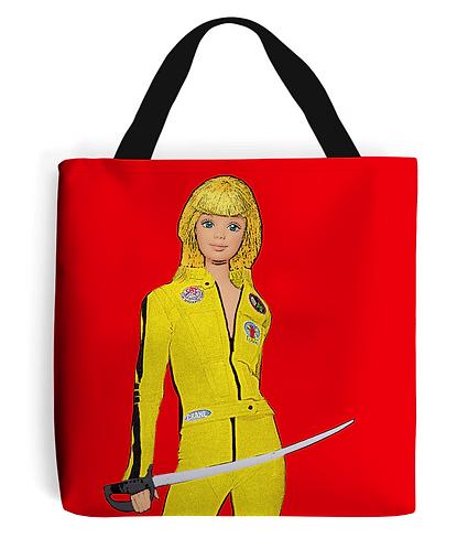 Kill Bill, Funny Tote Bag