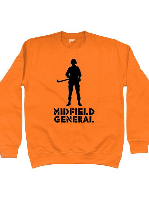 Midfield General Kids Field Hockey Sweatshirt