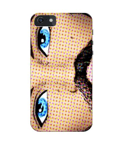 Those Eyes Though i-Phone Case