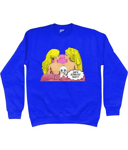 Eat Pussy! Rude, Funny, Lesbian Sweatshirt