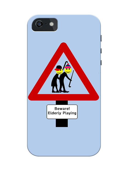 Beware i-phone case