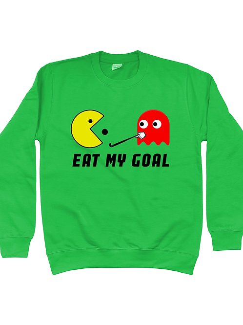 Eat My Goal Kid's Field Hockey Sweatshirt