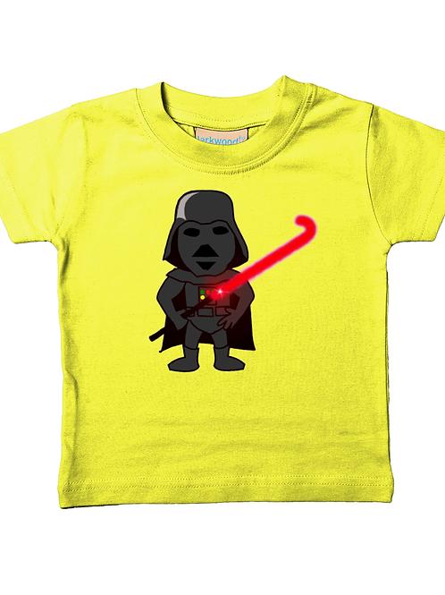Darth! Light Saber Hockey Stick! Cool, Babies Field Hockey T-Shirt
