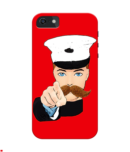 Hey You iPhone Case