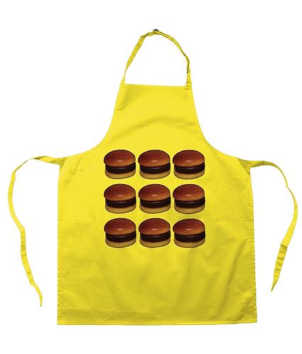 Hamburger Heaven! Funny Apron