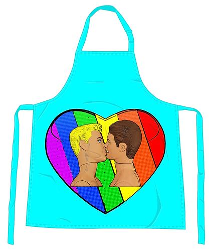 Love & Pride Apron