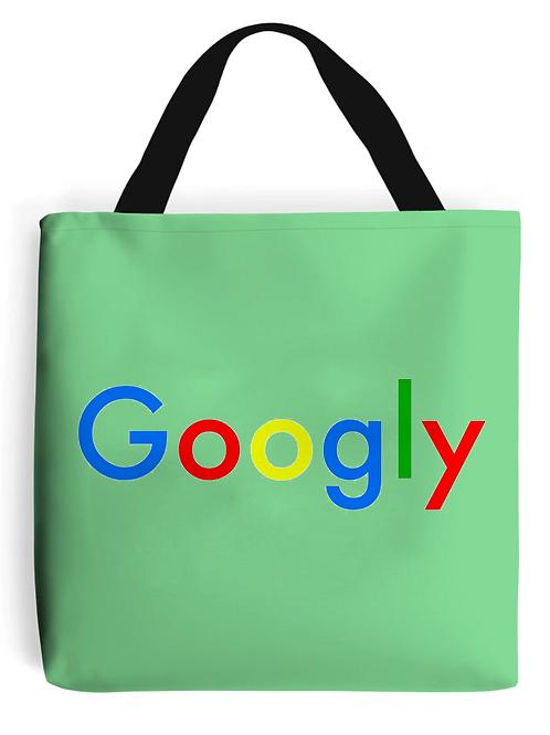 Googly Tote Bag