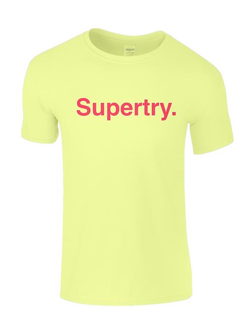 Supertry Mens T-Shirt