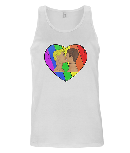 Love and Pride, Gay, Tank Top