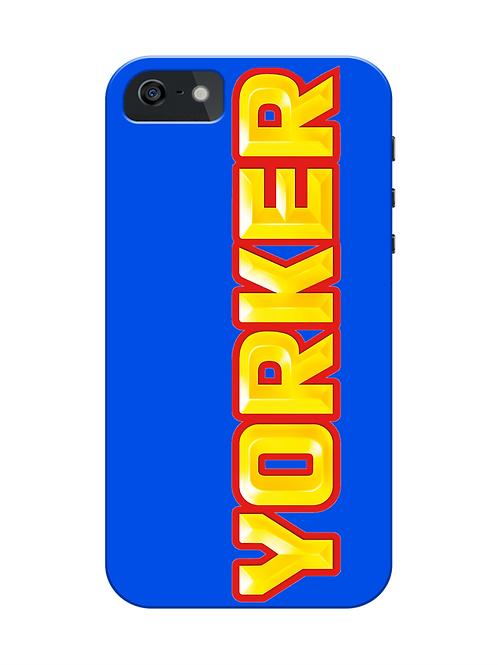 Yorker i-phone case