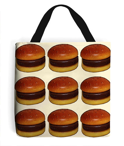 Hamburger Heaven Tote Bag