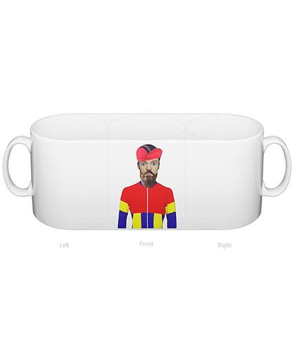 Cyclist Mug