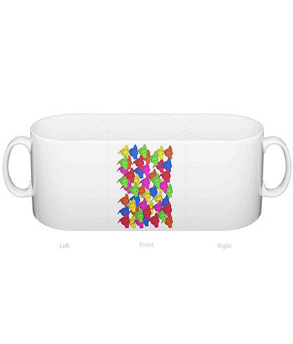 50 Shades of Gay Mug
