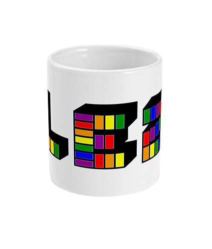 Lez! Funny, Lesbian Slogan, Mug