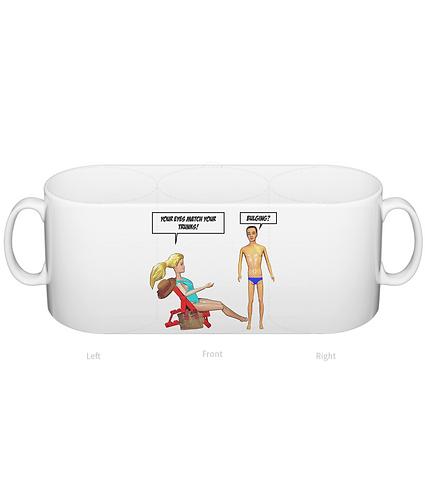 Bulging Mug