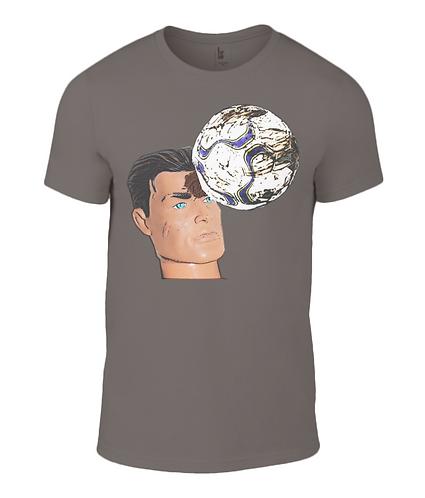 Football Header Men's T-Shirt