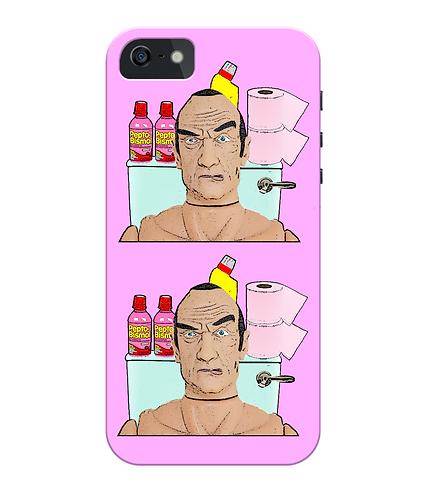 Pepto iPhone Case