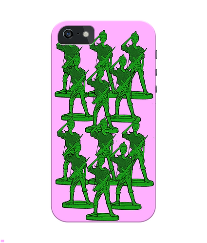 Sally Army iPhone Case