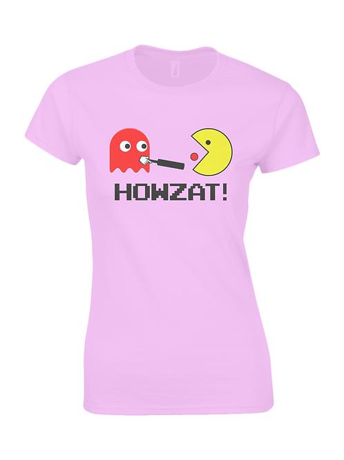 Howzat Ladies T-Shirt