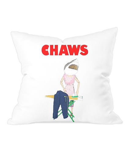 Chaws Throw Cushion Cover