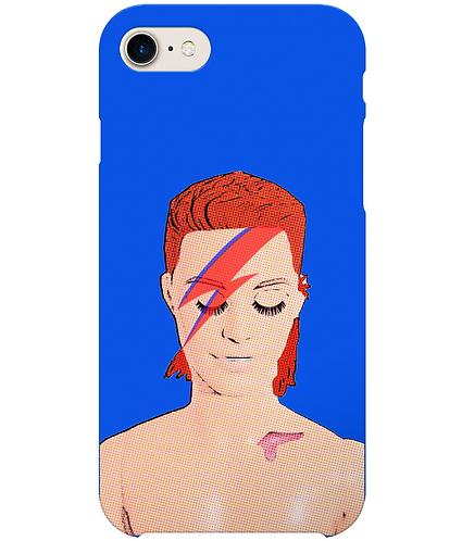 David Bowie Pop Art i-Phone Case