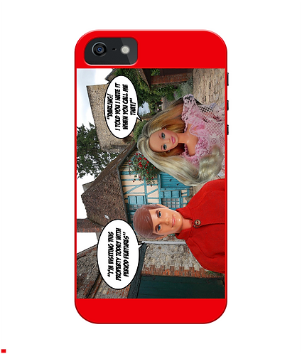 House Hunting iPhone Case