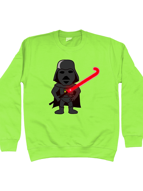 Darth Hockey Kid's Field Hockey Sweatshirt