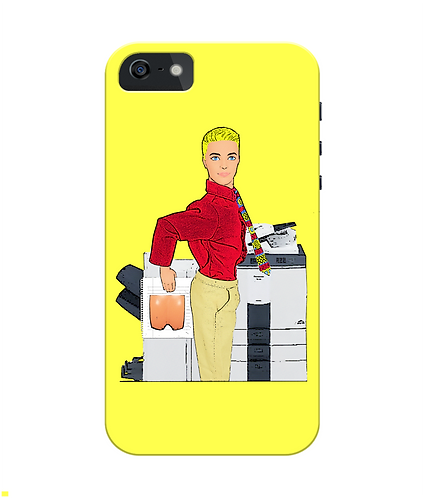 Photocopier iPhone Case