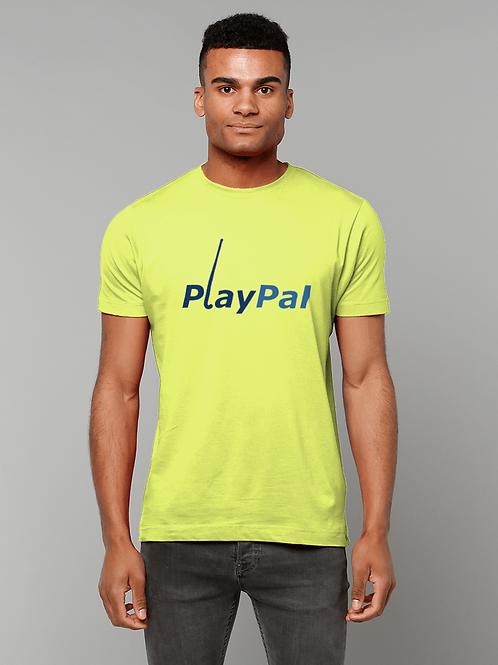 Play Pal! Funny, Mens Field Hockey T-Shirt