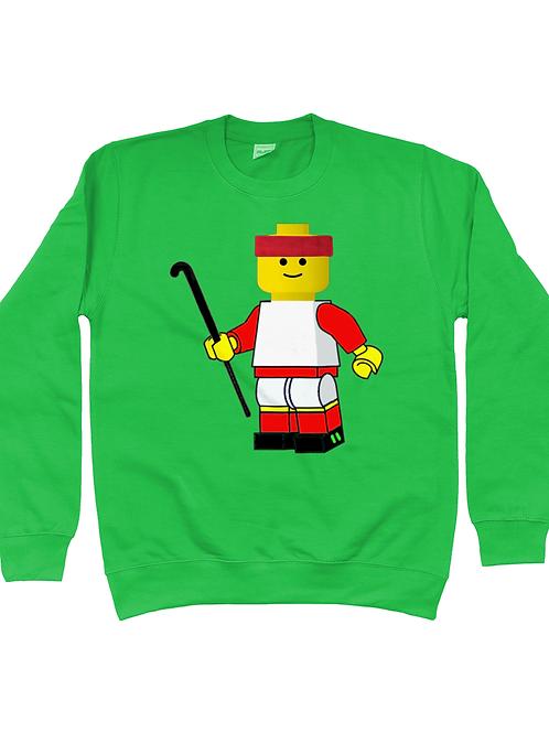 LEts GO Kids Field Hockey Sweatshirt