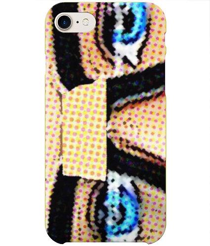 Geek Glasses Pop Art i-Phone Case