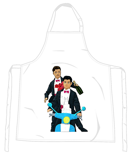 Togayther Apron