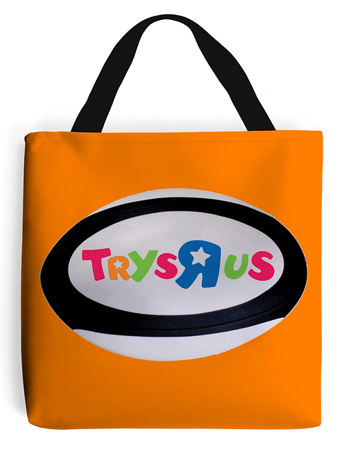 Trys R Us Tote Bag