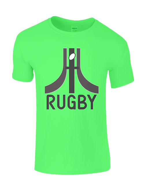 Retro Rugby Kids T-Shirt
