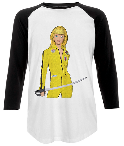 Kill Bill, Funny Baseball Shirt