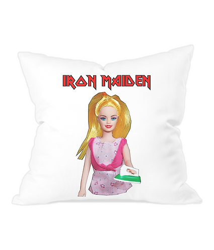 Iron Maiden Throw Cushion Cover
