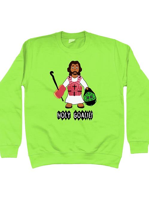 Holy Goalie Kids Field Hockey Sweatshirt