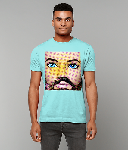 Those Eyes Though! Pop Art T-Shirt