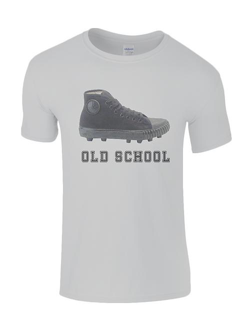 Old School Mens Field Hockey T-Shirt