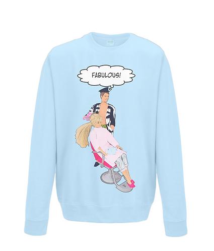 Fabulous Hairdresser Sweatshirt