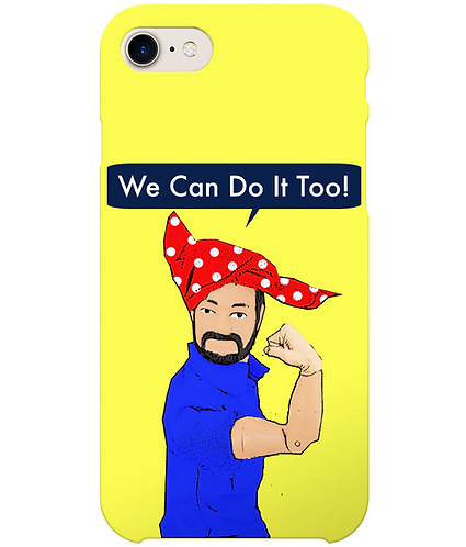 We Can Do It Too! Funny i-Phone Case