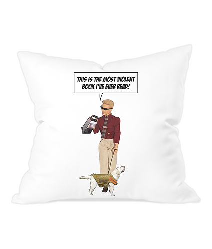 Violent Cushion Cover