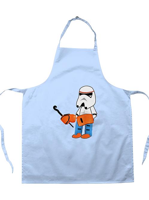 Stormkeeper! Funny Hockey Apron!