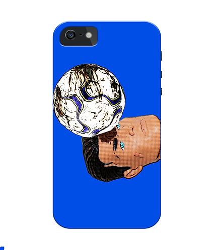 Football Header i-Phone Case